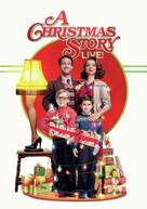 CHRISTMAS STORY LIVE (2017) DVD