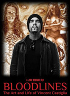 BLOODLINES: THE ART & LIFE OF VINCENT CASTIGLIA DVD