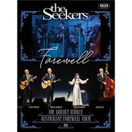 THE SEEKERS - THE SEEKERS - FAREWELL (DVD) * DVD
