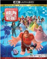 RALPH BREAKS THE INTERNET 4K BLURAY