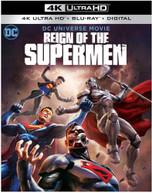 REIGN OF THE SUPERMEN 4K BLURAY