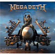 MEGADETH - WARHEADS ON FOREHEADS * CD