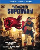 DCU: DEATH OF SUPERMAN (DLX) BLURAY