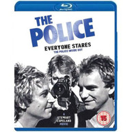 THE POLICE - EVERYONE STARES - THE POLICE INSIDE OUT * BLURAY