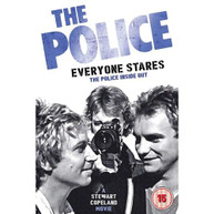 THE POLICE - EVERYONE STARES - THE POLICE INSIDE OUT * NEW DVD