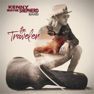 KENNY WAYNE SHEPHERD BAND - THE TRAVELER * CD