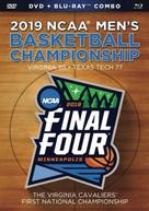 2019 NCAA MEN'S BASKETBALL CHAMPIONSHIP BLURAY