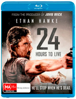 24 HOURS TO LIVE (2017)  [BLURAY]