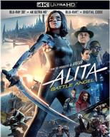 ALITA: BATTLE ANGEL 4K BLURAY