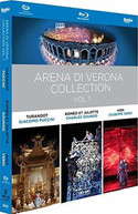 ARENA DI VERONA COLLECTION 1 BLURAY