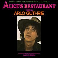 ARLO GUTHRIE - ALICE'S RESTAURANT: ORIGINAL MGM MOTION PICTURE VINYL