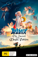 ASTERIX: THE SECRET OF THE MAGIC POTION (2018)  [DVD]