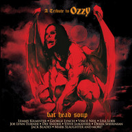 BAT HEAD SOUP - A TRIBUTE TO OZZY / VARIOUS VINYL