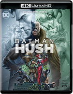 BATMAN: HUSH 4K BLURAY