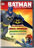 BATMAN: UNLIMITED (TRIPLE) (FEATURE) DVD