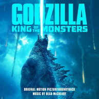 BEAR MCCREARY - GODZILLA: KING OF MONSTERS (ORIGINAL) (MOTION) CD
