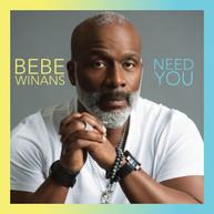 BEBE WINANS - NEED YOU CD