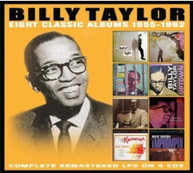 BILLY TAYLOR - EIGHT CLASSIC ALBUMS: 1955-1962 CD