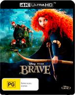 BRAVE (4K UHD) (2012)  [BLURAY]