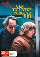 CAN YOU EVER FORGIVE ME? (2018)  [DVD]