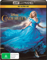 CINDERELLA (2015) (4K UHD) (2015)  [BLURAY]