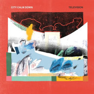CITY CALM DOWN - TELEVISION * CD