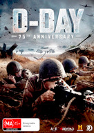 D-DAY: 75TH ANNIVERSARY (HISTORY) (2018)  [DVD]