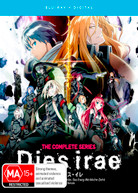 DIES IRAE: THE COMPLETE SERIES (2017)  [BLURAY]