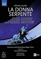 DONNA SERPENTE BLURAY
