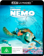 FINDING NEMO (4K UHD)  [BLURAY]