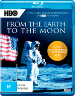 FROM THE EARTH TO THE MOON (1998)  [BLURAY]