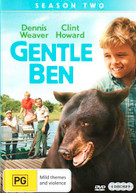 GENTLE BEN: SEASON 2 (1967)  [DVD]
