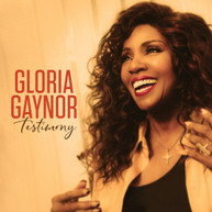 GLORIA GAYNOR - TESTIMONY CD