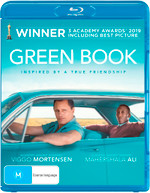 GREEN BOOK (2018)  [BLURAY]