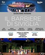 IL BARBIERE DI SIVIGLIA - IL BARBIERE DI SIVIGLIA (LTD) BLURAY