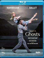 ISBEN'S GHOSTS BLURAY