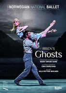 ISBEN'S GHOSTS DVD