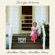 JENNIFER WARNES - ANOTHER TIME ANOTHER PLACE VINYL