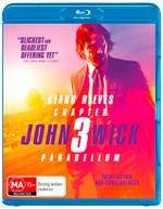 JOHN WICK: CHAPTER 3 - PARABELLUM (2019)  [BLURAY]