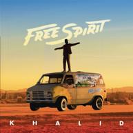 KHALID - FREE SPIRIT VINYL