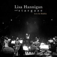LISA HANNIGAN &  STARGAZE - LIVE IN DUBLIN VINYL