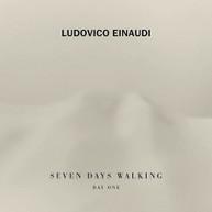 LUDOVICO EINAUDI - SEVEN DAYS WALKING: DAY 1 VINYL