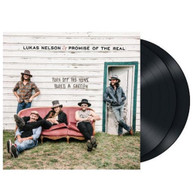 LUKAS NELSON & PROMISE OF THE REAL - TURN OFF THE NEWS (BUILD A GARDEN) (2LP) * VINYL