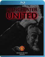 MANCHESTER UNITED SEASON REVIEW 2018/19 BLURAY