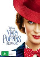 MARY POPPINS RETURNS (2018)  [DVD]