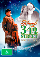 MIRACLE ON 34TH STREET: DOUBLE PACK (MIRACLE ON 34TH STREET (1947) / [DVD]