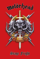 MOTORHEAD - STAGE FRIGHT (LIVE) (AT) (THE) (PHILIPSHALLE) BLURAY
