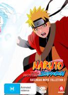 NARUTO SHIPPUDEN RASENGAN: MOVIE COLLECTION 2 (2011)  [DVD]