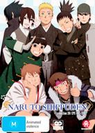 NARUTO SHIPPUDEN: COLLECTION 38 (EPISODES 487-500) (2017)  [DVD]