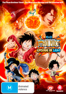 ONE PIECE: EPISODE OF SABO (2015)  [DVD]